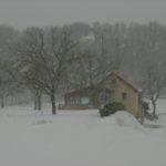 La Servie sous la neige 2