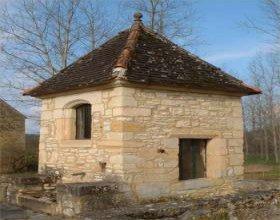 Fontaine de Dégagnac