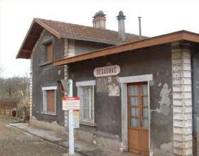 Gare de Dégagniac