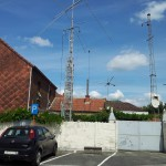 Antenne Dipole 3.5 Mhz Raccourci ON4CN