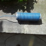 Antenne dipole 3.5 Mhz self